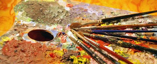 Site internet de la mairie de gien 45 loiret for Art plastique peinture